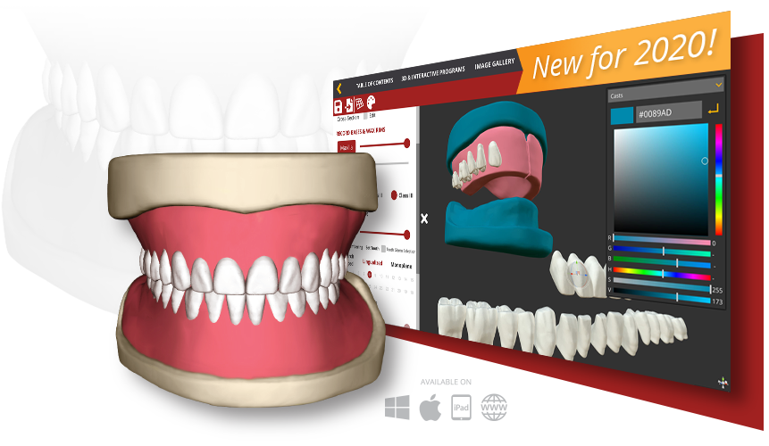 Announcing Complete Dentures - A 3D Evidence-Based Visual Program